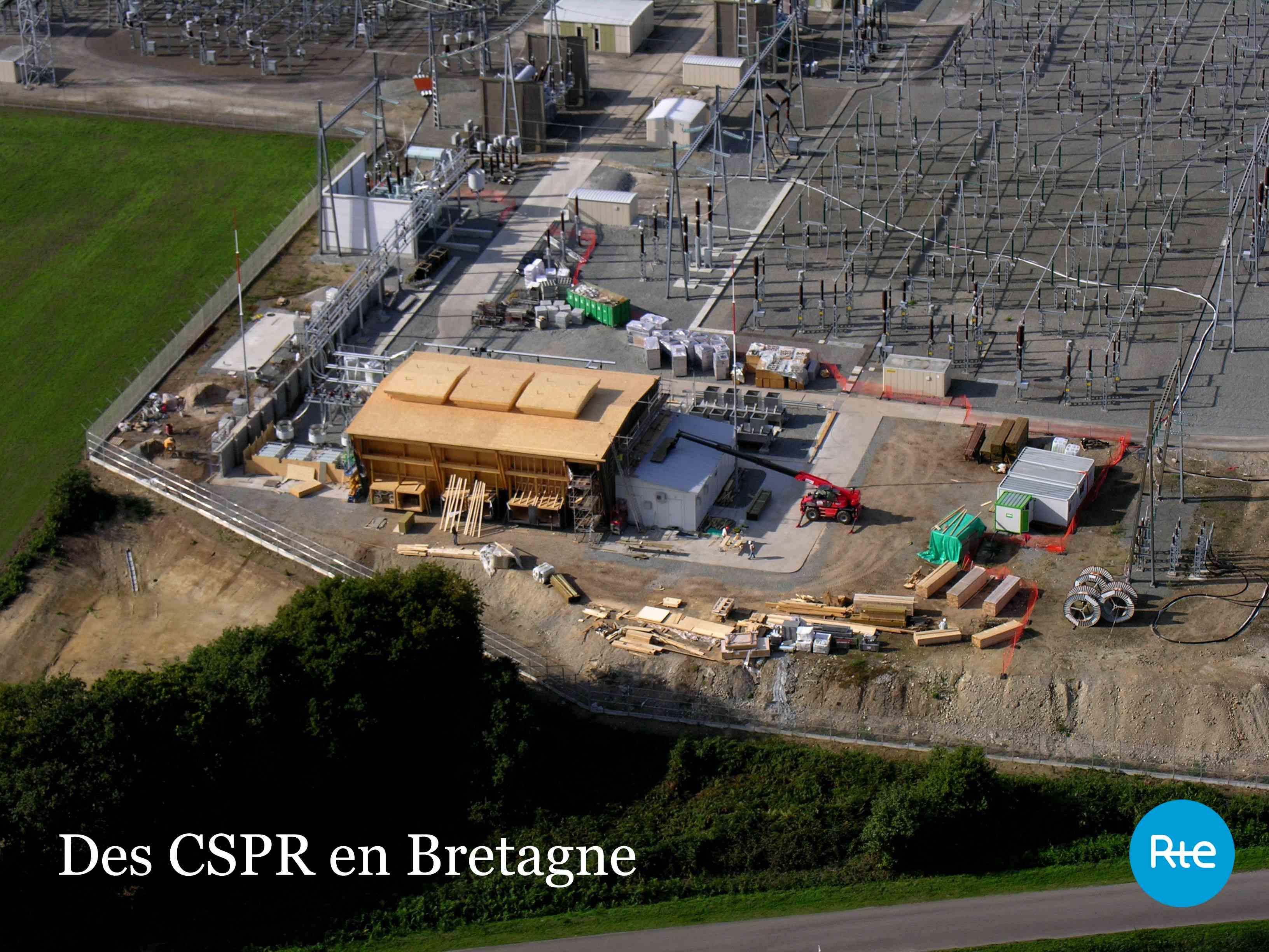 Des CSPR en Bretagne - RTE