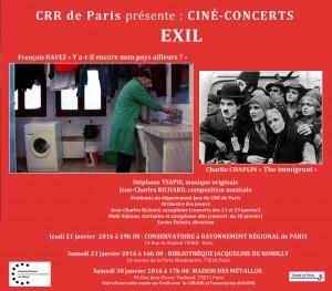 Ciné-concerts